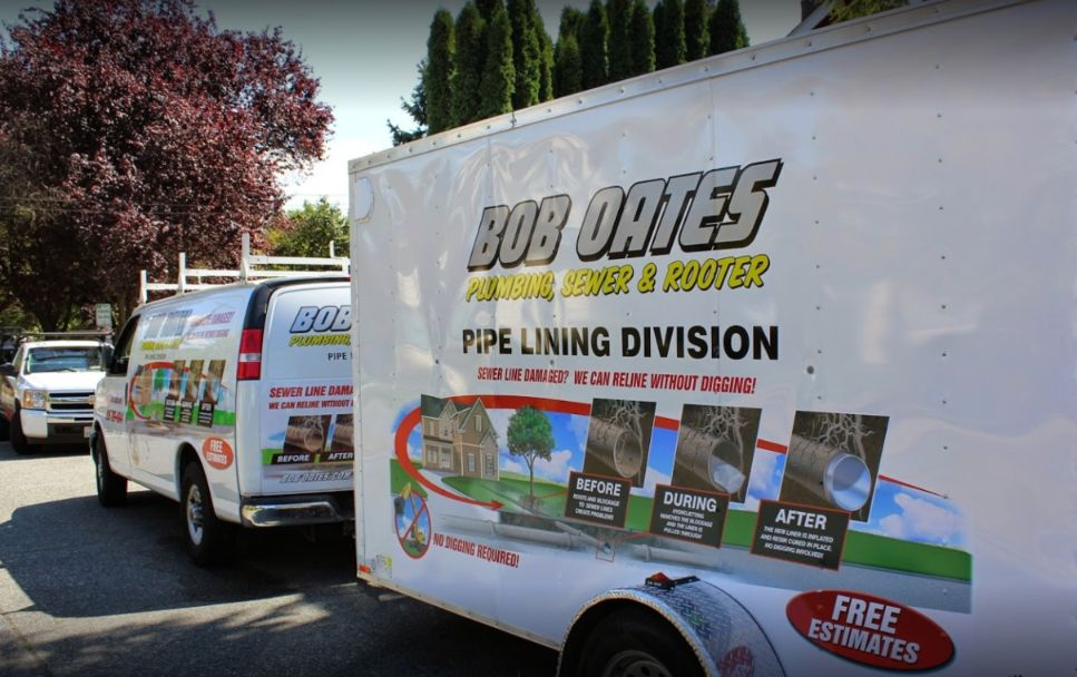 trenchless sewer repair in Kent, WA