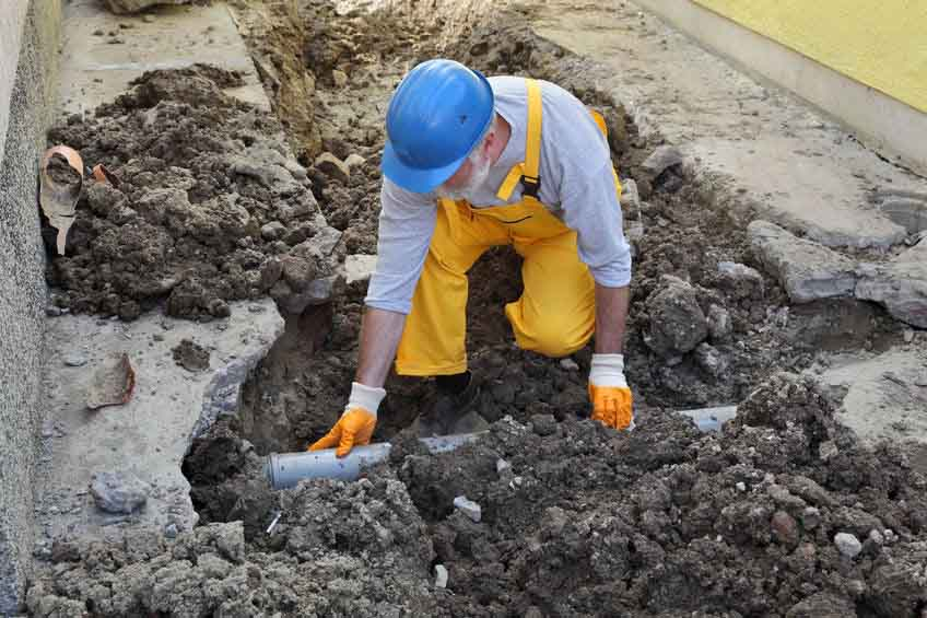 sewer repair in Tacoma, WA