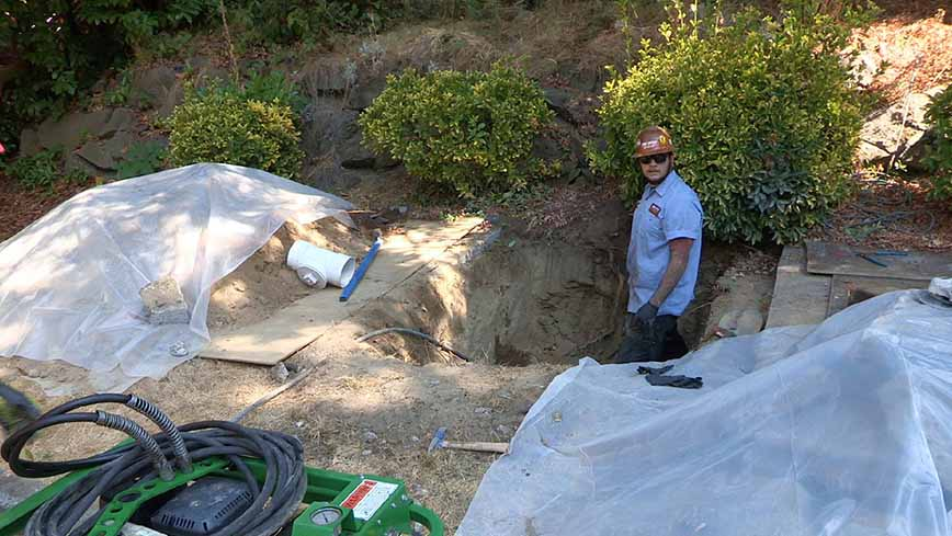 Why Putting Off Sewer Repairs for Later Is Not Advisable