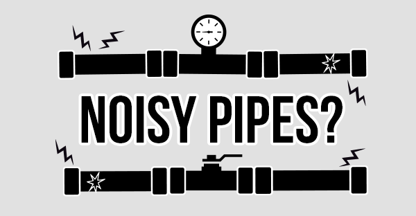 Noisy Pipes