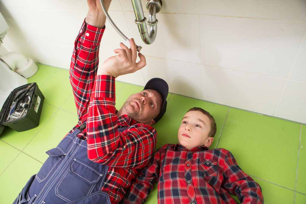 Teaching Kids About Plumbing