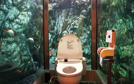 6 Interesting Toilets From Around The World