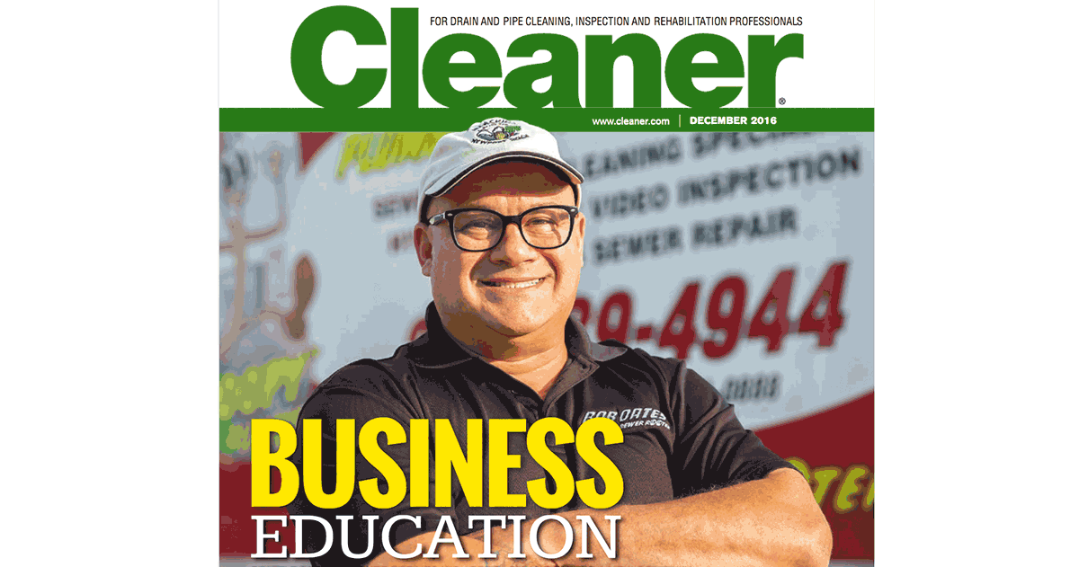 Seattle Drain Cleaner Featured in Magazine