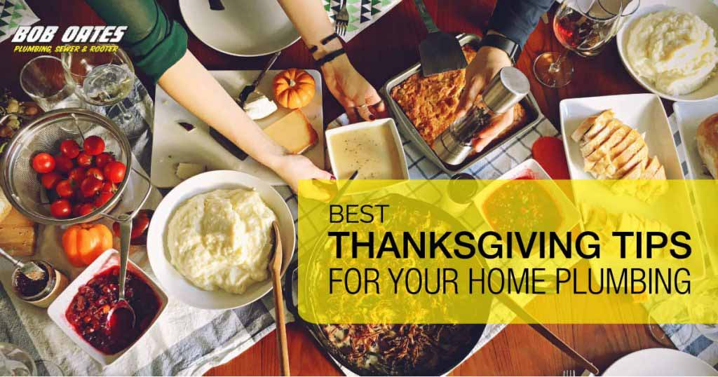 best-thanksgiving-tips-for-your-home-plumbing-Bob-Oates-Seattle-WA