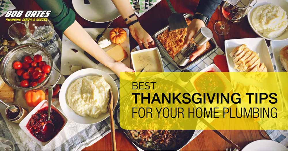The Best Thanksgiving Tips For Home Plumbing & Sewer Maintenance