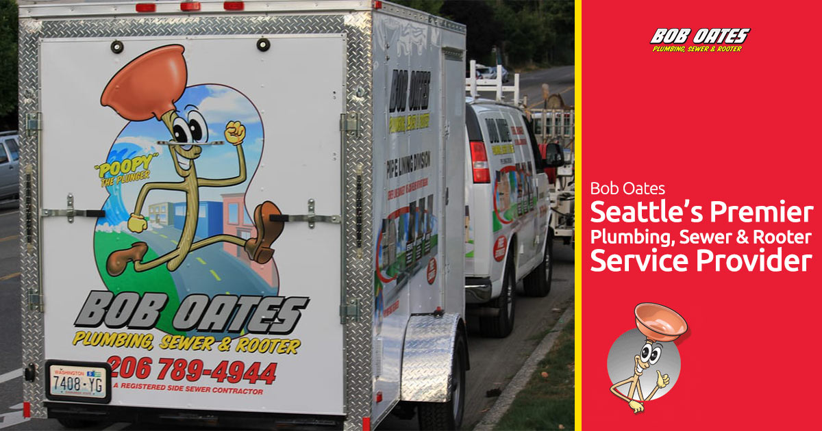 Seattle's Premier Plumbing, Sewer & Rooter Service Provider