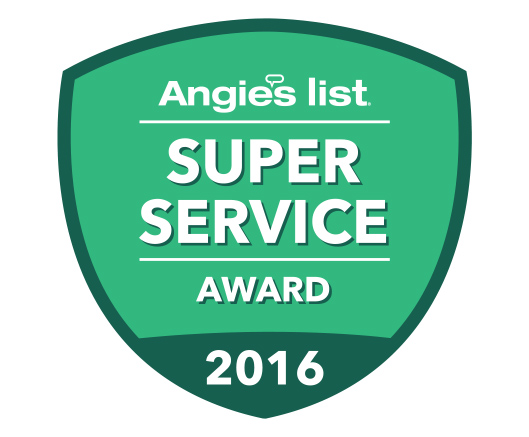 Bob Oates Plumbing, Sewer & Rooter Awarded Angie's List Super Service Award for the 10th Year